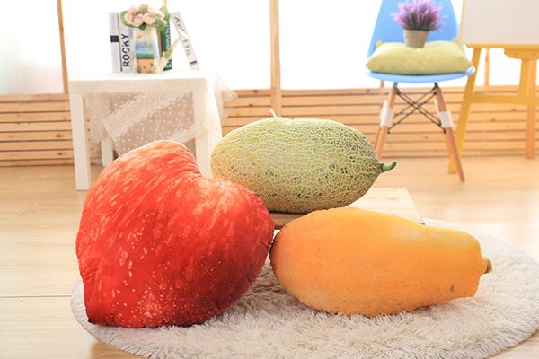 防真水果抱枕(二)