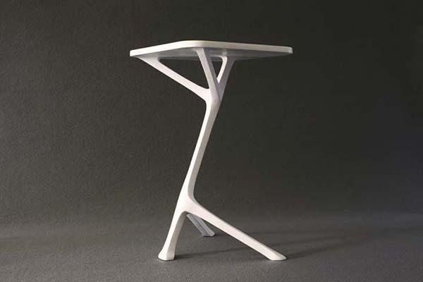 W Table 三脚腿茶几桌