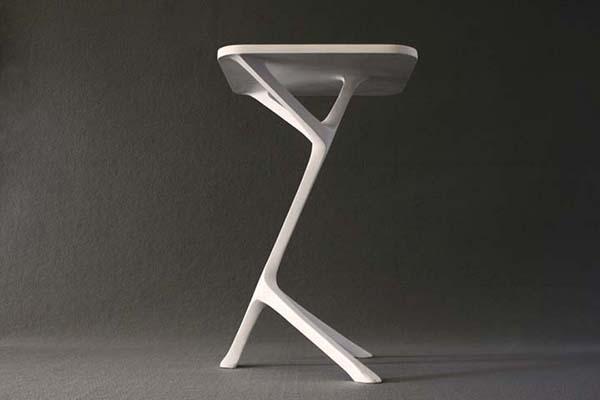 W Table 三脚腿茶几桌(二)