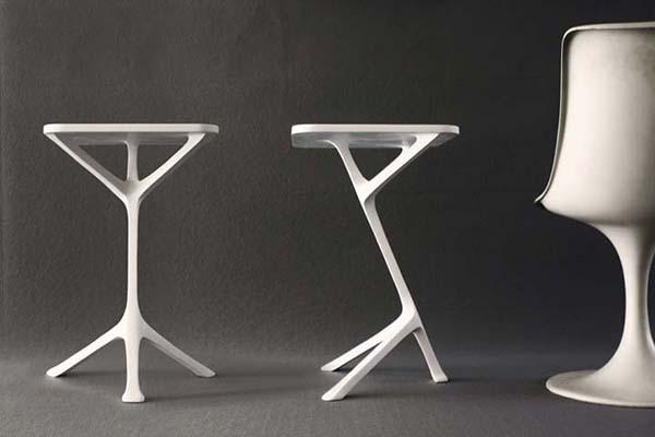 W Table 三脚腿茶几桌(五)