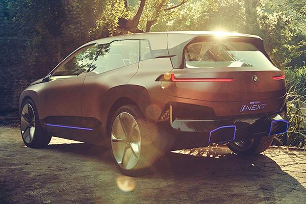 BMW Vision iNext 概念汽车(二)