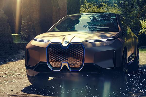 BMW Vision iNext 概念汽车(三)