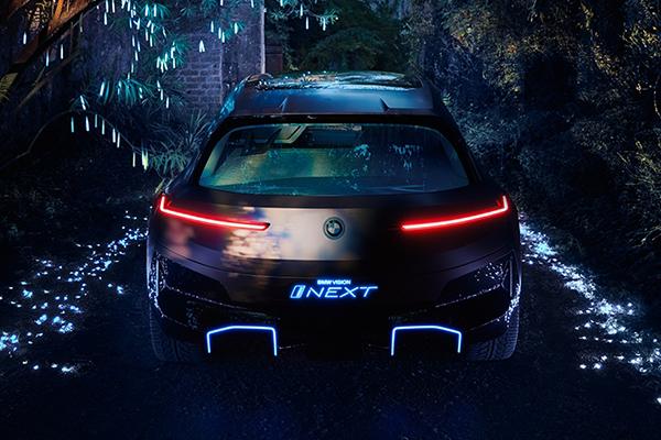 BMW Vision iNext 概念汽车(四)