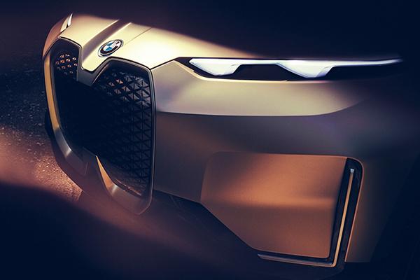 BMW Vision iNext 概念汽车(五)