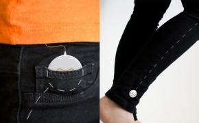 可以发电的音乐运动裤