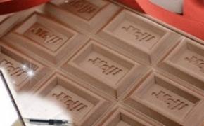 巧克力样式的化妆镜