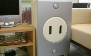 电插头柜子 给你最酷的家居