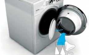 双层滚筒洗衣机
