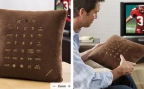 抱枕里的遥控器