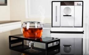 非常智能的制动泡茶机