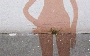 邪恶的街头艺术