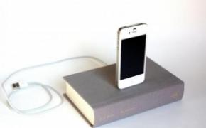 可以为iPhone充电的书籍