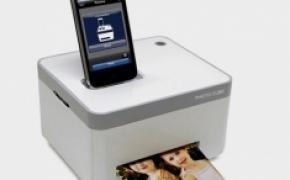 iPhone打印机 有趣的苹果配件