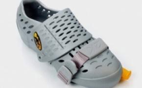可以调节尺码的鞋子