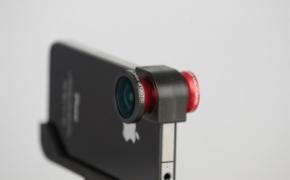 媲美单反的iPhone手机摄像头