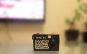 500万像素的迷你相机