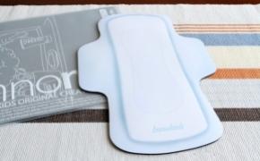 雷人的卫生巾鼠标垫