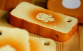 吐司面包 iPhone4/4S 手机套