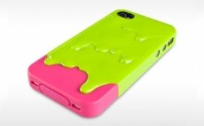 融化冰淇淋 iPhone 手机壳