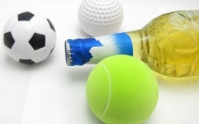 网球样式的音乐开瓶器