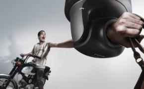 佳能 VB-C300 摄像头创意广告