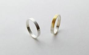 Gold Wedding Ring 爱的寓意戒指