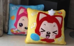 可爱阿狸方形抱枕