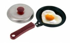 浪漫的爱心煎蛋锅