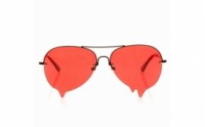 Dripping Sunglasses 融化的墨镜