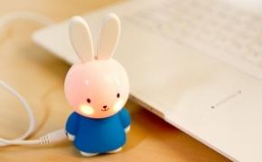 羞羞兔迷你便携音箱