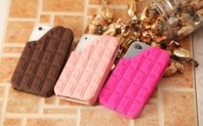 融化巧克力 iPhone 手机壳
