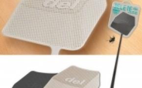 把苍蝇用电脑按键 Delete
