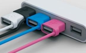 将更多的 USB 接口串联
