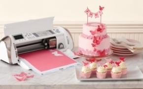 Cricut 蛋糕打印机