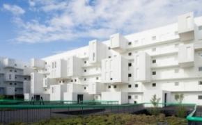 Dosmasuno 西班牙公寓楼