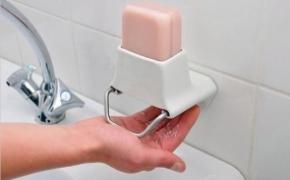 方便的肥皂刨丝器
