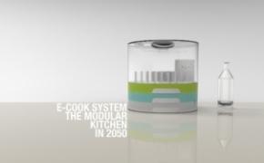超强大的厨房工作系统