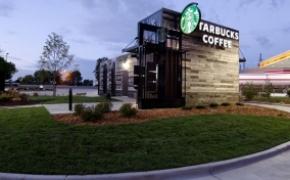 星巴克可移动式咖啡店