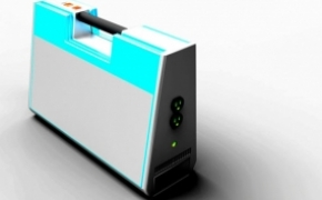 Volta 移动太阳能电源