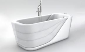 Inflatable 充气围护结构的浴缸