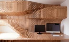 切尔西的办公空间设计