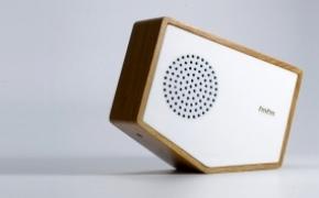 很有点感觉的创意收音机