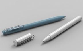 当回形针与钢笔结合