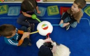 十分友爱的视障儿童玩具