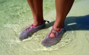 创意锁子甲凉鞋