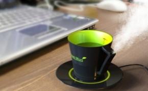 茶杯样式的加温器
