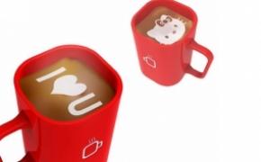 iCoffee 咖啡奶泡打印机