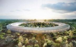 宏伟的苹果总部建筑设计