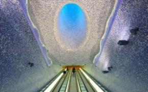 欧洲那些迷人的地铁站