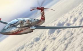 水陆两用观光游览飞机